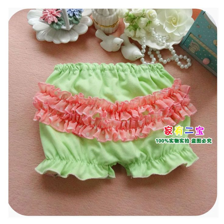>> Click to Buy << 0-2 yrs Summer New Kids girl Cotton lace shorts Baby Thin section Casual Wild Ruffles Bloomers PP pants Infant baby ruffle pants #Affiliate