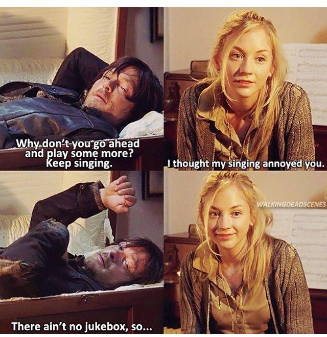 c: Daryl & Beth