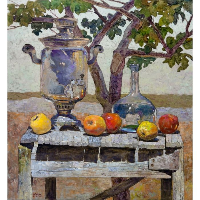 Denis Sarazhin: On the table