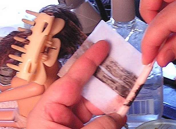 OOAK tutorials - Hair - OOAK dolls by VALKYRIE