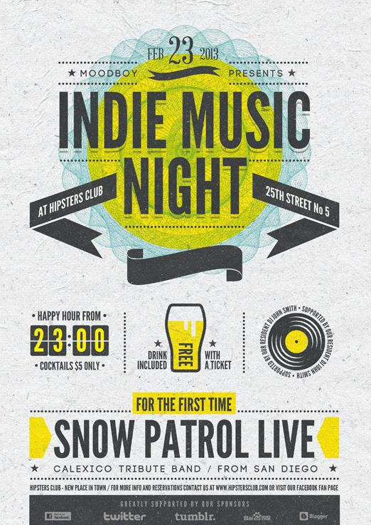 Indie Music Night