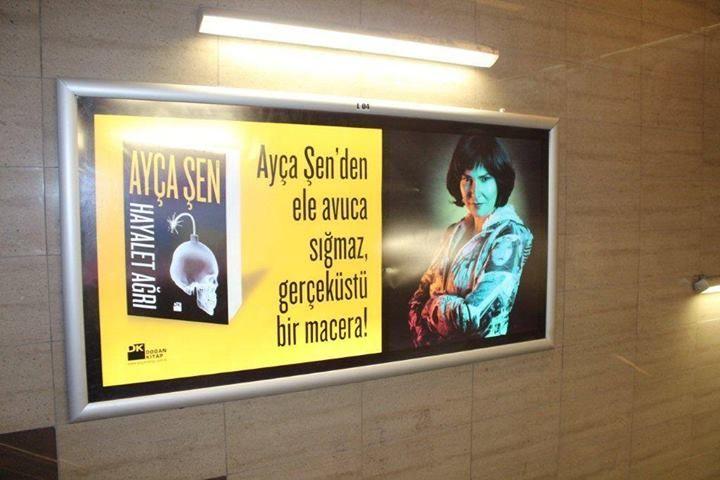 Ayça Şen metro