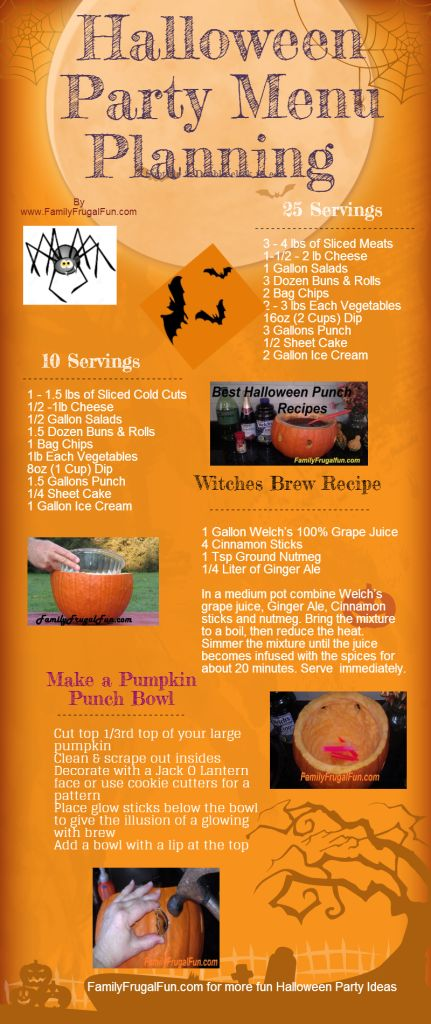 planning an event this halloween looking for halloween party ideas get some help with - Halloween Punch Names