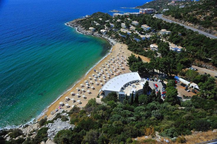 Greek Tourism Body Urges Investments in Infrastructure.