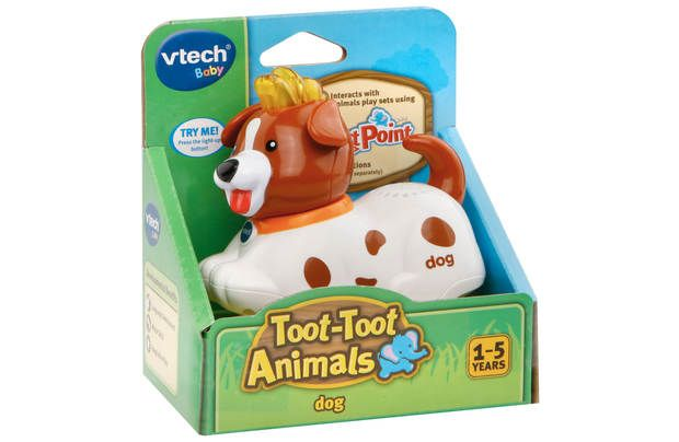 VTech Toot Toot Animal Assortment: Collect each Toot-Toot Animals Sheep, Cow or Horse, each with their own fun… #UKShopping #OnlineShopping