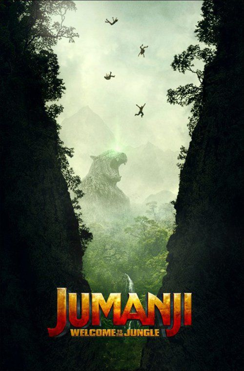 Watch Jumanji: Welcome to the Jungle 2017 Full Movie Online Free