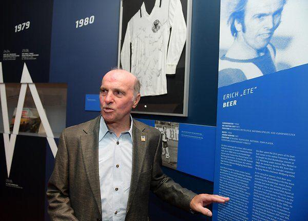 125 Jahre Hertha BSC: Vom Feuerwerk über die Party ins Museum