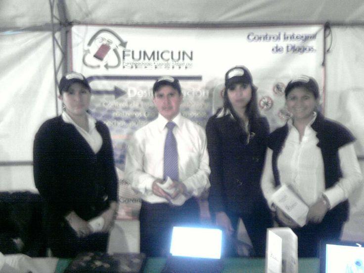 presentacion FUMICUN hoy JIMZAP Soluciones Ambientales