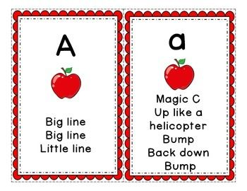 Cards to reinforce Handwriting Without Tears letter formation language. I plan to print, laminate and cut these cards and keep them handy to use as a quick reference for the correct wording on letter formation. Other Backgrounds AvailableLetter Formation Cards for Handwriting Without TearsLetter Formation Cards for Handwriting Without Tears - Rainbow ChevronCreated by Primary Basics