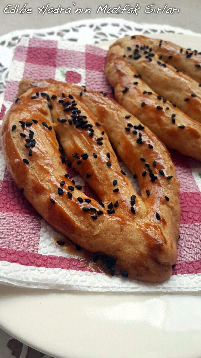 PASTANE USULÜ ÇATAL KURABİYE – Edibe Hadra'nın Mutfak Sırları