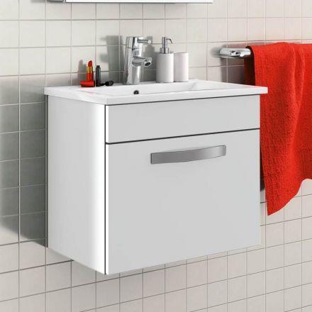 32 best images about meubles salle de bains on pinterest for Poignee meuble salle de bain