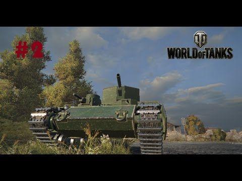 GEEN WOT BLITZ?! World of Tanks #2 Matias Gaming