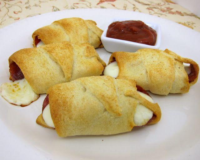 Pepperoni Roll Ups: Tasty Recipe, Rollups, Pizza Roll Ups, Pepperoni Pizza, Food, Crescent Pepperoni, Pepperoni Rolls, Pepperoni Roll Ups