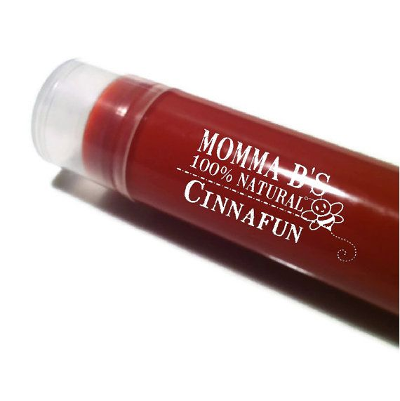 All Natural CINNAFUN Orange Red High Pigmented by MommaBNaturals, $4.99