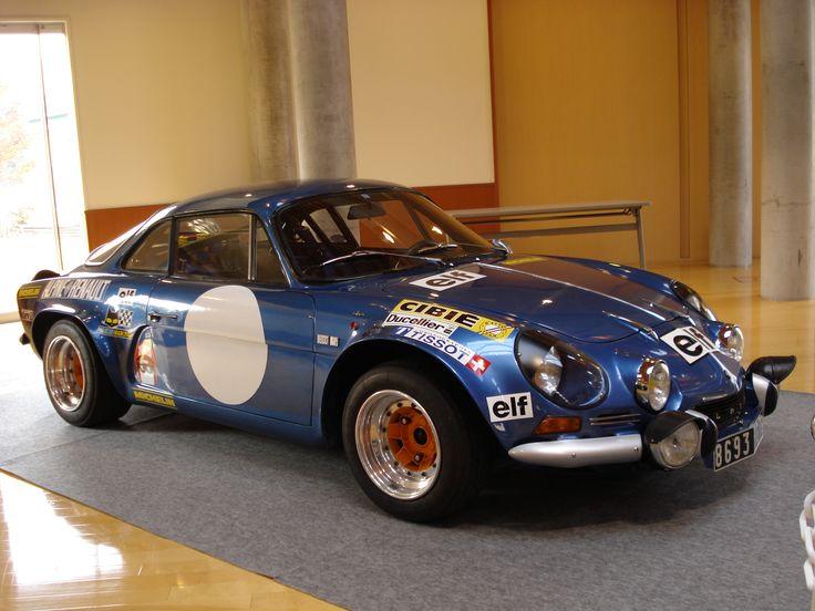 Renault-Alpine A110