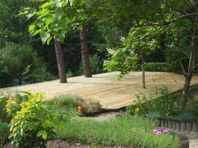 Les 59 meilleures images propos de petit jardin sur pinterest jardins plates bandes - Arbre ombrage petit jardin argenteuil ...