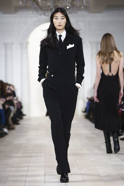 Ralph Lauren Ready To Wear Fall Winter 2015 New York
