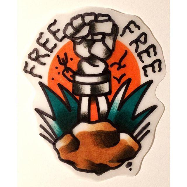 #tattoo #tattoos #tattooed #tattooing #tattooflash #tatuaggio #tattooworkers #tattooitalia #italiantattooartist #boldtattoos #classictattoo #oldschooltattoo #oldschool #traditionaltattoo #traditionalflash #flashtattoo #flash #ink #freedom #available