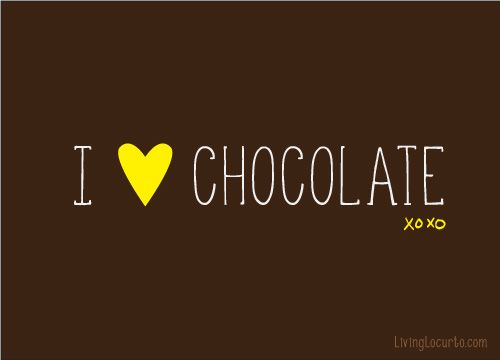 For Chocolate Lovers!