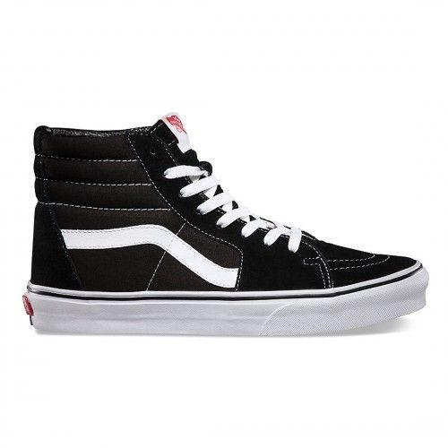 Vans Zapatos Sk8-Hi Black                                                                                                                                                                                 Más