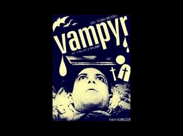 Vampyr, une étrange aventure de David Gray