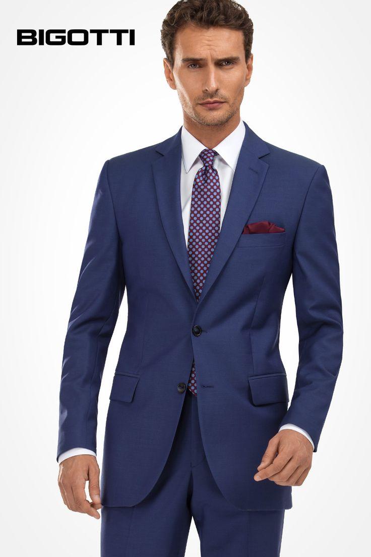 #Tap into #refined, #sophisticated #style with the #midnight #blue #suit! 20% OFF #sale www.bigotti.ro #Bigottiromania #costume #barbati #albastru #ootd #ootdmen #fashiontag #suits #mensfashion #menswear #mensclothing #formal elegant #reduceri #discounts  #remarcabil #special