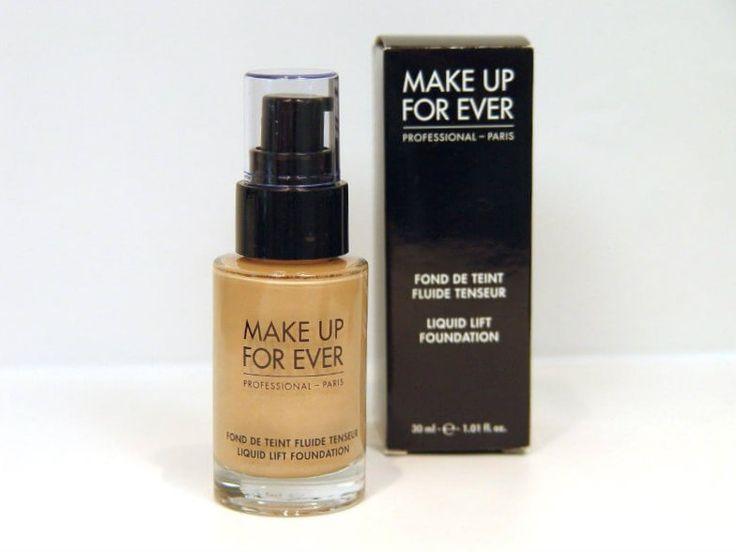 Mijn bezoek aan MAKE UP FOREVER Amsterdam ( plus make-up review) MAKE UP FOREVER liquid lift foundation