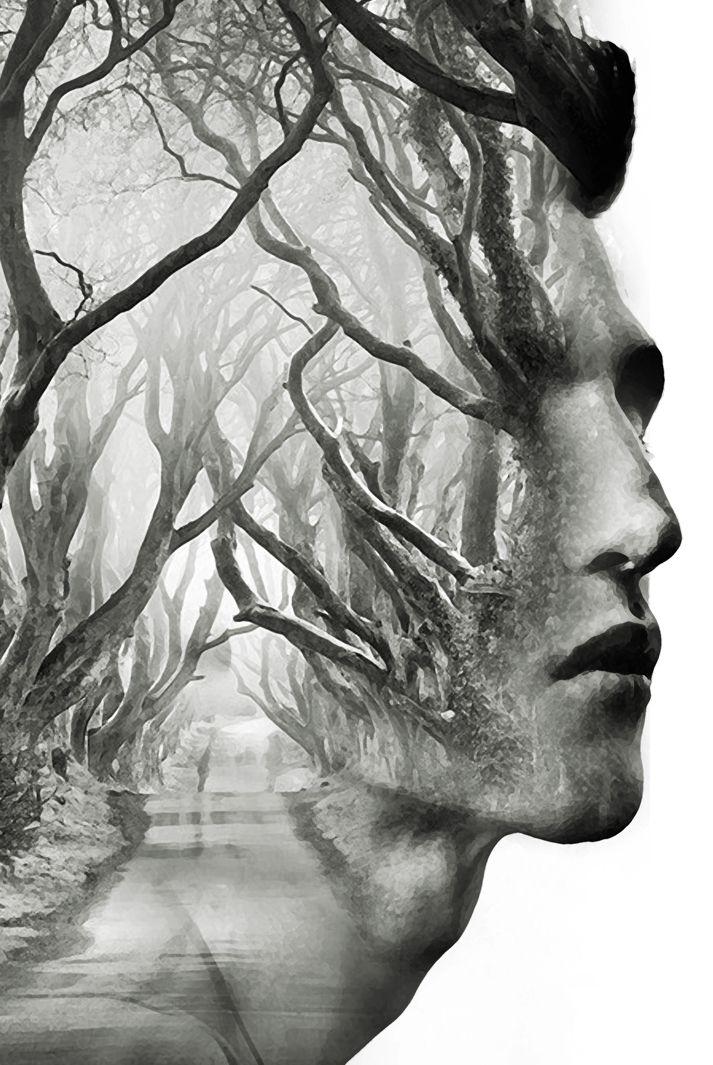 ♥ treeman, am artworks - Antonio Mora