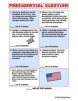 1000 images about election day teaching resources on pinterest seasons activities and. Black Bedroom Furniture Sets. Home Design Ideas
