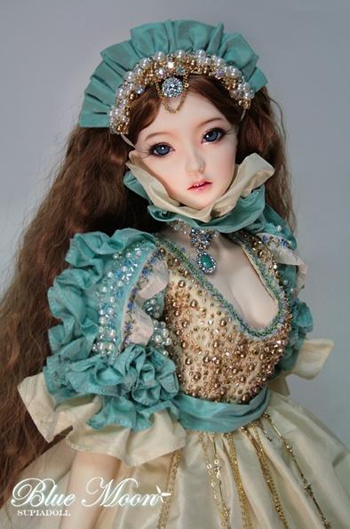 1000+ images about MUÑECAS Y TRAJES on Pinterest | Dolls, Art dolls ...