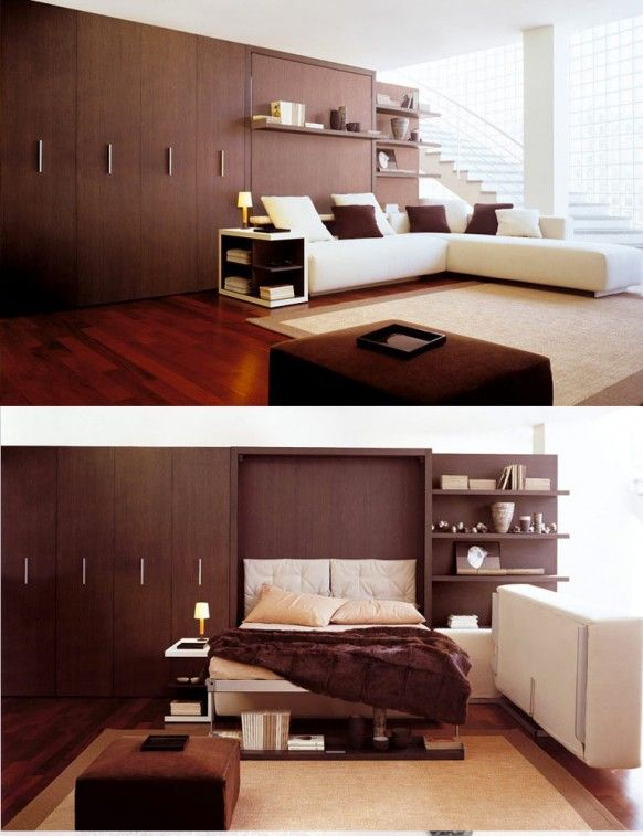 1000 Ideas About Space Saving Furniture On Pinterest