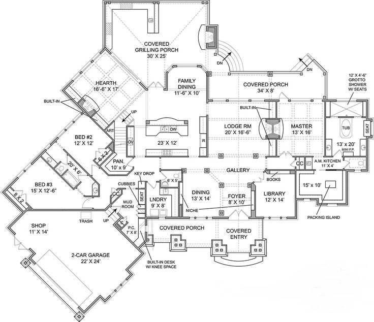 outstanding floor plan search. Amicalola River Lodge House Plan outstanding rustic mountain ranch house  plan suited for custom home building search hundreds of plans floor 514 best Dream Away images on Pinterest Floor Arquitetura