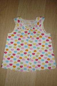 Baby girls dress from the Great British Sewing Bee: Sew Your Own Wardrobe book