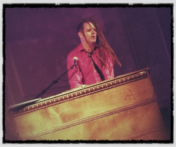 Duke Special at Open, Norwich 2012