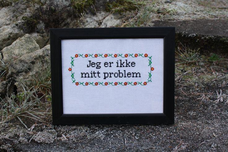 I am not my problem
