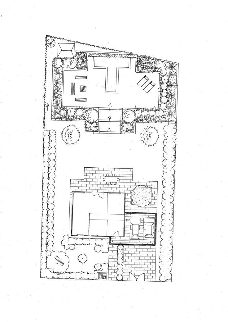 Návrh zahrady novostavba Berounsko