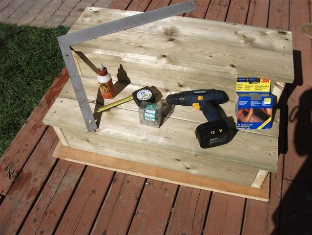 DSCF4629 How To Build New Steps for your Hot Tub