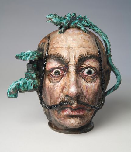 Dali Teapot -- I made a teapot similar to this type of Walt Disney!! will have to find a picture -- it was pretty cool
