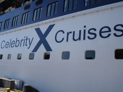 Celebrity Cruise Line-- this was the cruise line that I went on my first cruise, I hope to take it again.