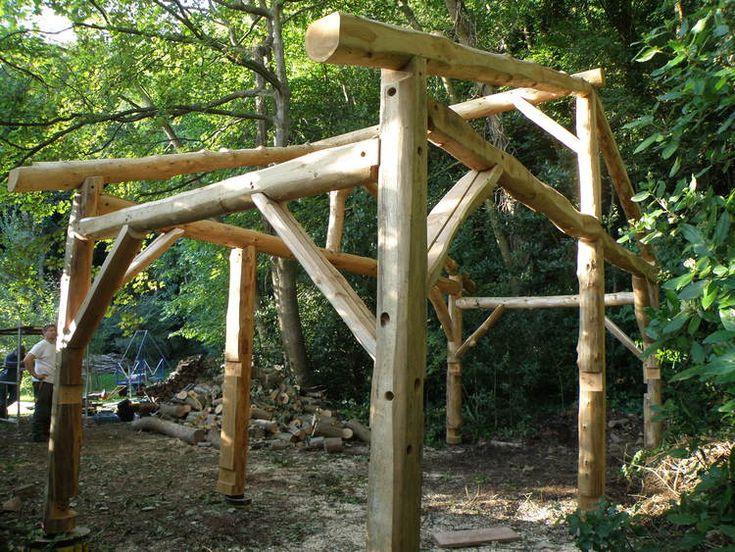 25 Best Self Build Eco Barn Frames Images On Pinterest