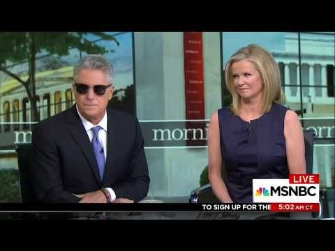 "WATCH: ""Morning Joe"" Guest Donny Deutsch UNLOADS On Donald Trump, ""He's Physically Disgusting to Look At, A Pig"""