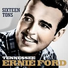 Several Tennessee Ernie Ford & Other Singers' Hits from the 1950's