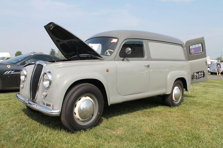 1959 Lancia Appia Panel Van