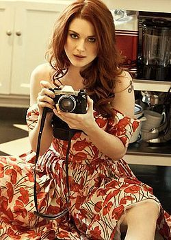 "ALEXANDRA BRECKENRIDGE (""American Horror Story: Murder House"" and ""The Walking Dead"")"