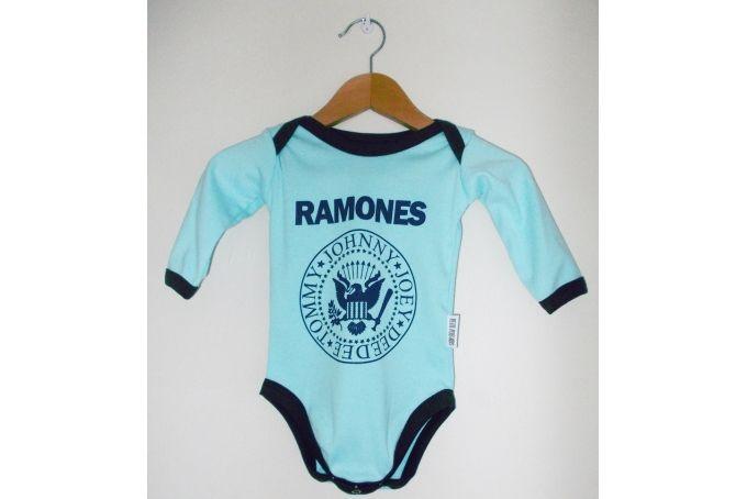 Ramones babygrow by Petit Pois KIDS