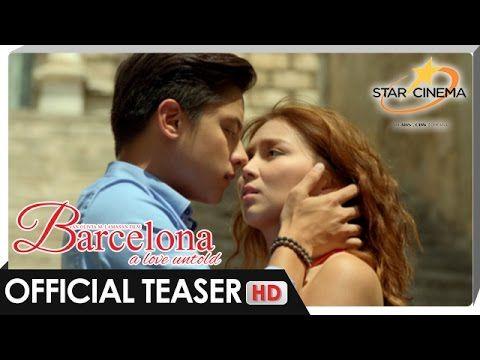 Official Teaser | 'Barcelona: A Love Untold' | Kathryn Bernardo & Daniel...