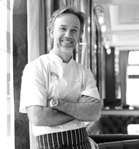 Marcus Wareing - Restaurant - Owner - 2014. Distinguished looking, and he can cook!