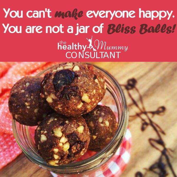 I LOVE bliss balls! They are so easy to make, quick, freeze so well and the whole family loves them!  Some delicious must make bliss ball recipes here https://www.healthymummy.com/4-bliss-balls-need-make-right-now/?lbwref=83&utm_content=bufferbd545&utm_medium=social&utm_source=pinterest.com&utm_campaign=buffer