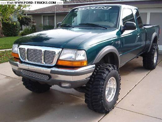 1998 Ford Ranger 4x4... sweeeeeet truck!!