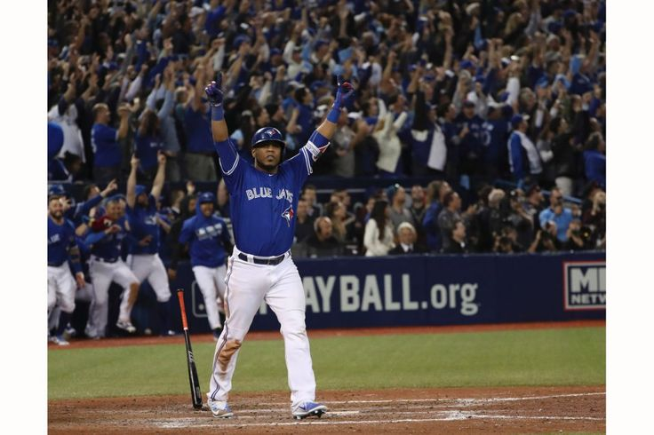Where does this homer rank in Blue Jays history?  Edwin Encarnacion hits a homer in the 11th to win the game for the Toronto Blue Jays against the Baltimore Orioles in the Wild Card playoff game. October 4, 2016